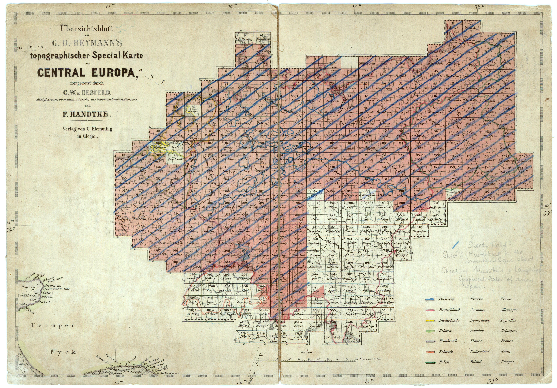 Archiwum Map Wig Polski Strona Mapy Niemieckie Do 1919 R